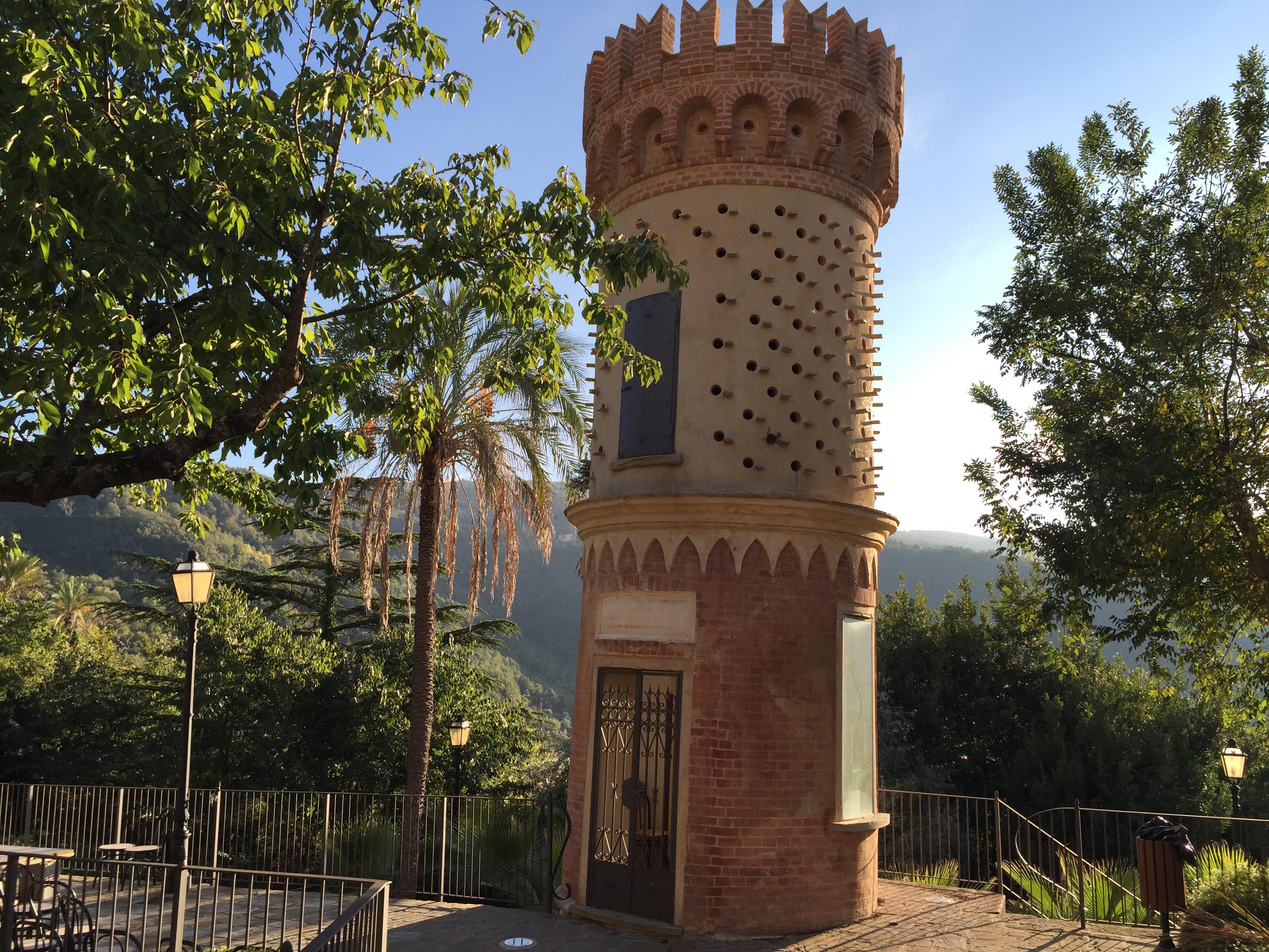 Torchiara Torre Colombaia